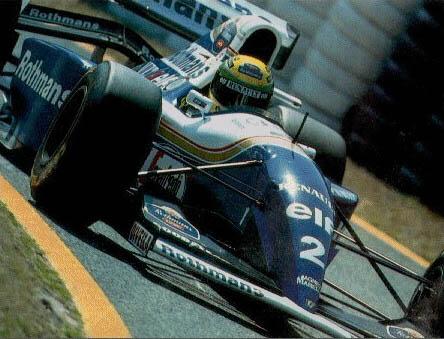 Evolucion en imagenes de la F1