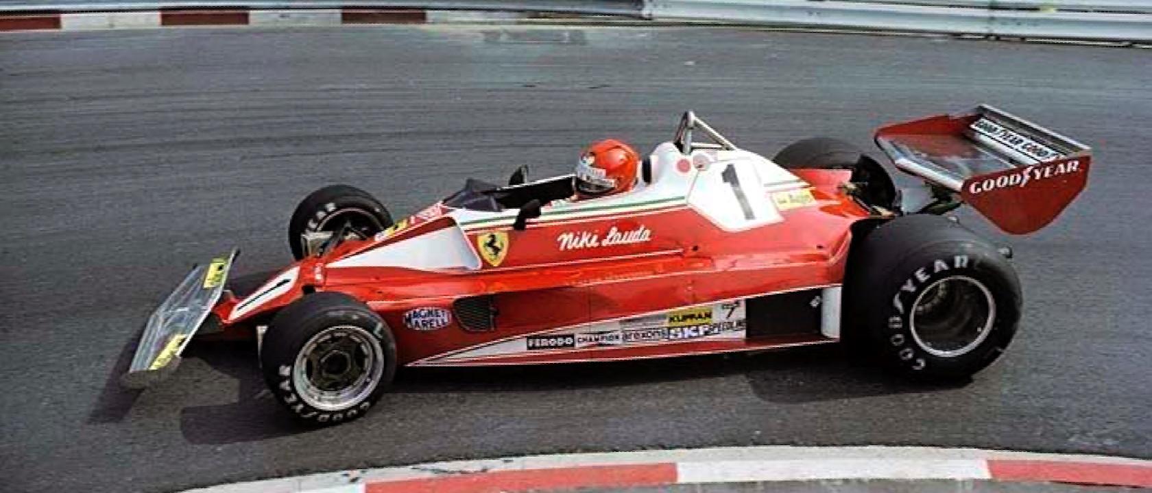 Ferrari f1 career