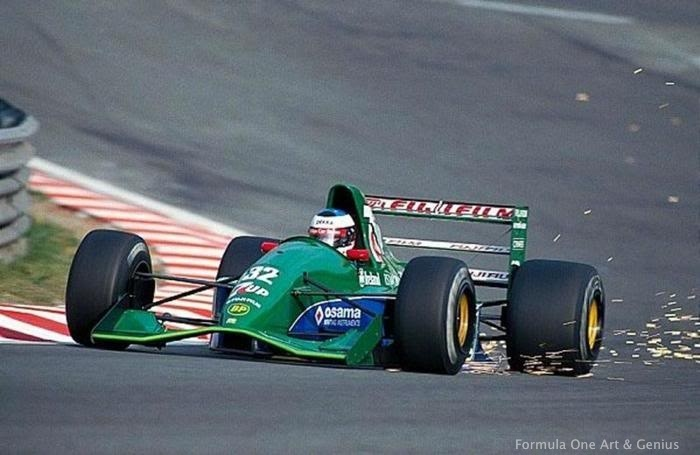 Schumacher—Spa 1991