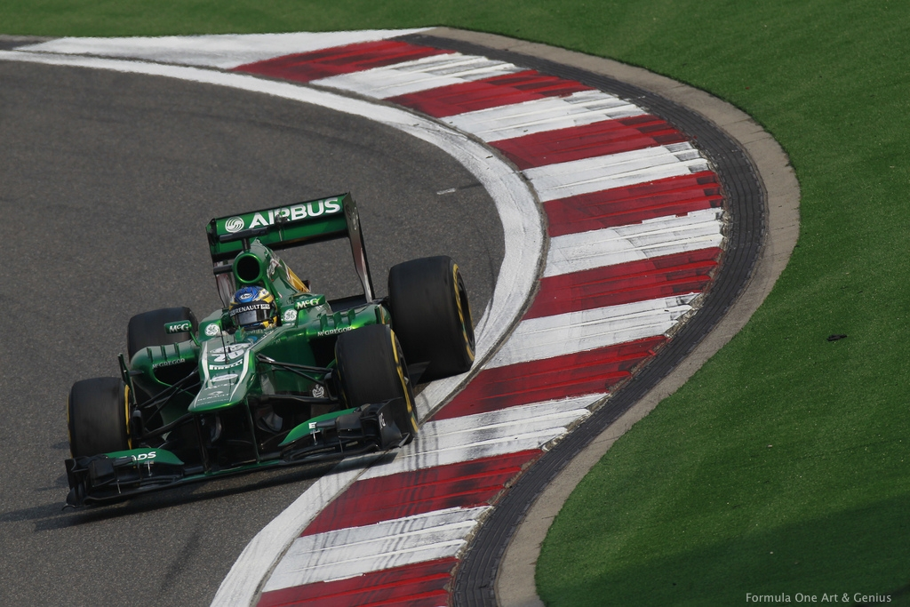 Caterham In China
