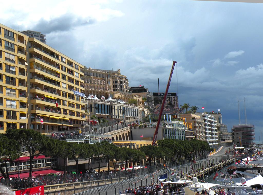 The Unseen Monaco