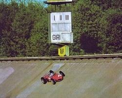 Monza Banking—Pista di Alta Velocità
