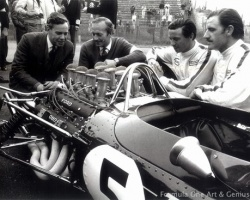Chapman, Clark & Hill 1967