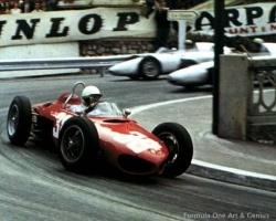 Phil Hill—Monaco 1961