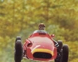 Fangio—Nurburgring 1957