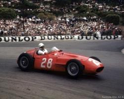 Moss—Monaco 1956