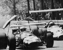 Spanish GP 1968