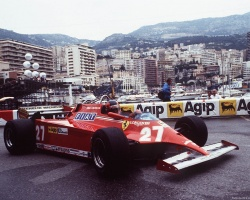Gilles—Monaco 1981