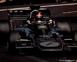 Fittipaldi—Spain 1973