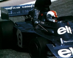 Cevert —Monaco 1973
