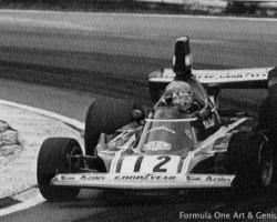 Lauda—British GP 1974