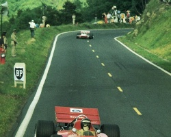 Rindt—French GP 1970