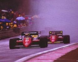 Alboretto—Spa 1985