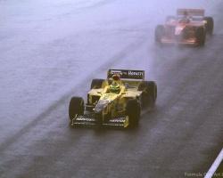 Ralf Schumacher 1998