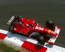 Schumacher 2003