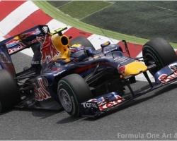 Webber—Spain 2010