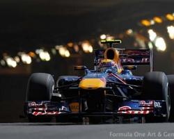 Webber—Monaco 2010