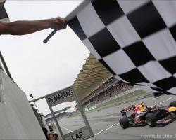 Vettel—Malaysia 2011