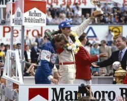 Watson—British GP 1981