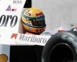 Senna—Australia 1989