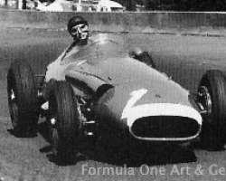 Fangio—German GP