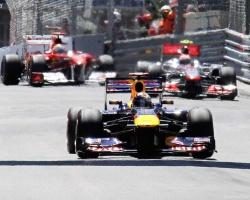 Vettel--Monaco 2011