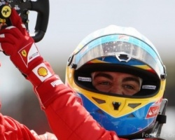 Alonso--Silverstone 2011