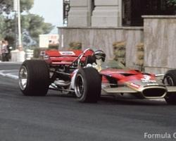 Rindt—Monaco 1970