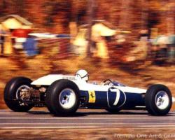 Ferrari—Mexico 1964