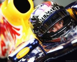 Vettel—Abu Dhabi 2011