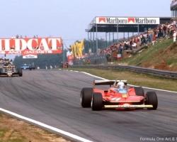 Scheckter—Belgium 1979