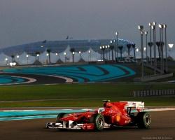 Alonso—Abu Dhabi 2010