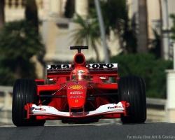 Monaco 2001