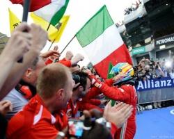 Alonso—Sepang 2012