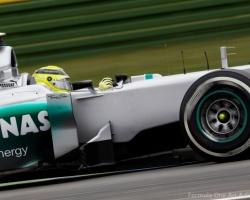 Nico Rosberg—Hockenheim 2012