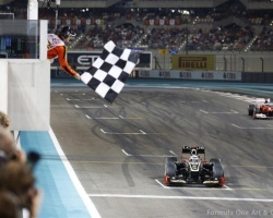 Abu Dhabi 2012
