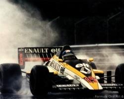 Tambay—Monaco 1985