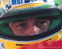 Senna's Eyes
