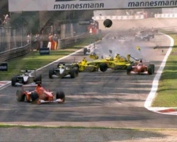 Monza 2000 Carnage