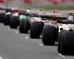 Montreal 2008 Grid