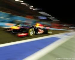 Vettel—Singapore 2012