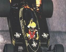 Senna 1985