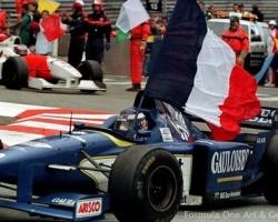 Panis—Monaco 1996