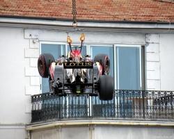 Grosjean—Monaco 2013