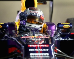 Vettel—Singapore 2013