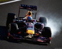 Vettel—Japan 2013