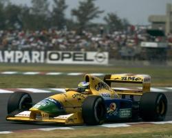 Schumacher 1992