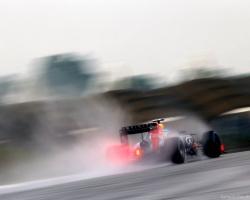 Vettel—Malaysia 2014 qualifying