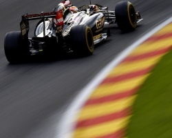 Maldonado at Spa