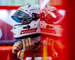 Vettel—Malaysia 2015